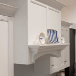 Wainscot Range Hood Options